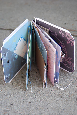 EL book inside pages
