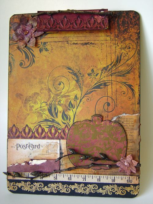 0909 HS altered item clipboard