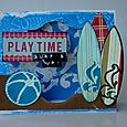 1209 HS Playtime surf's up card