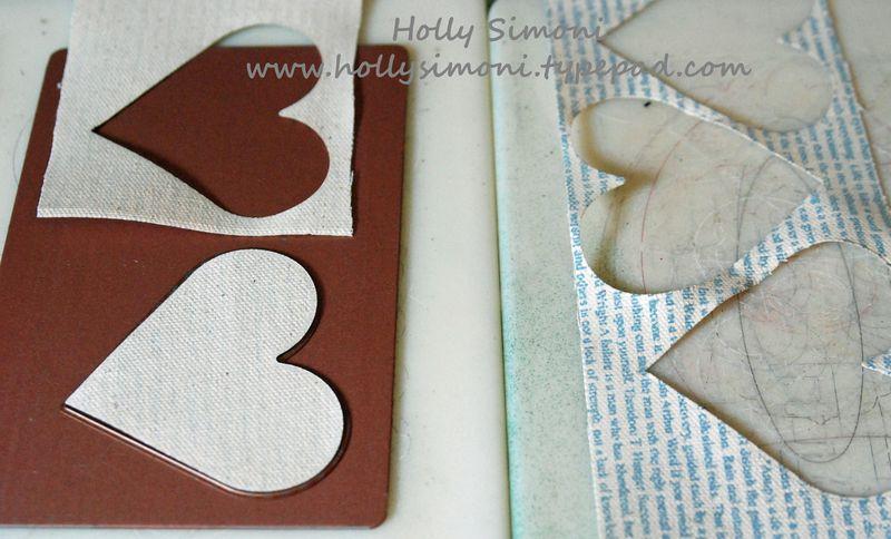 HSimoni Alice theme Prima Canvas Bag 5