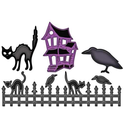 S4-280-HALLOWEEN-FENCE-SCENES-AND-SHAPES