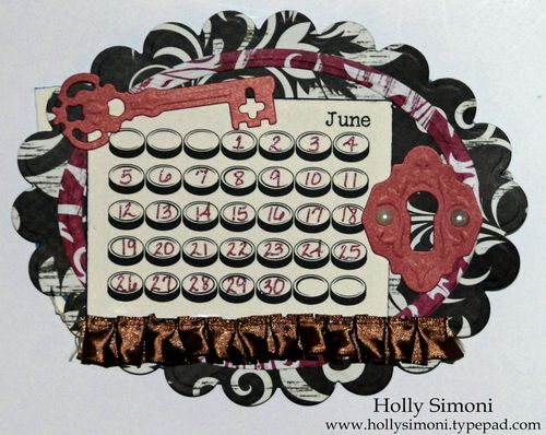 Holiday Hoppin Calendar June