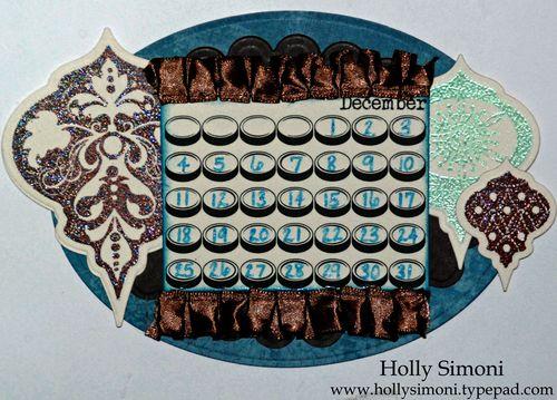 Holiday Hoppin Calendar December