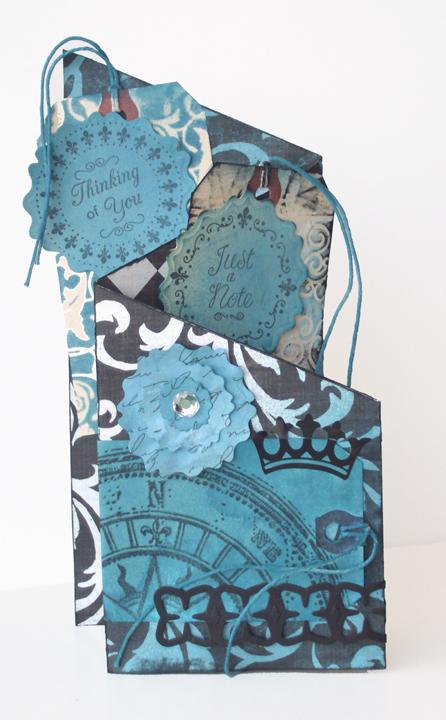 0110 Holly Simoni thinking of you card