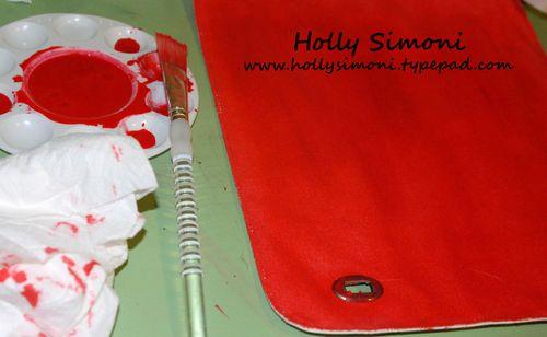 HSimoni Alice theme Prima Canvas Bag 2