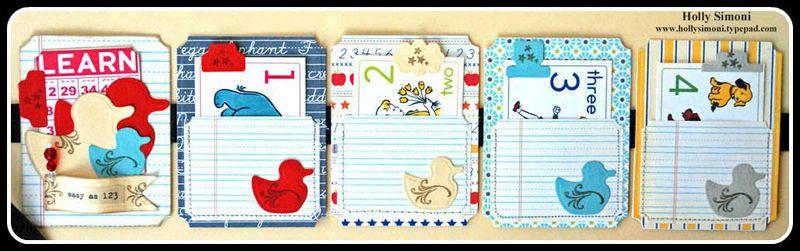 1sr set of cards
