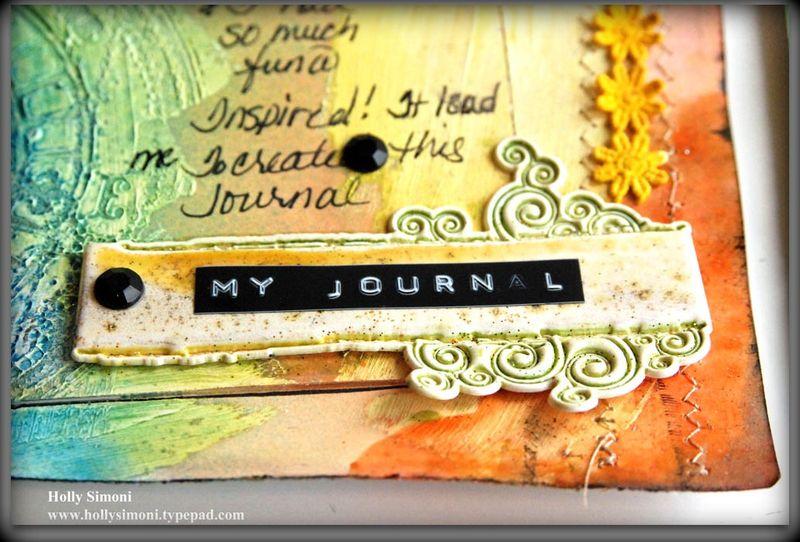 Vacation Journal journal box