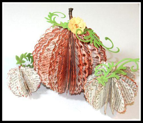 HS pumpkin and girls pumpkins