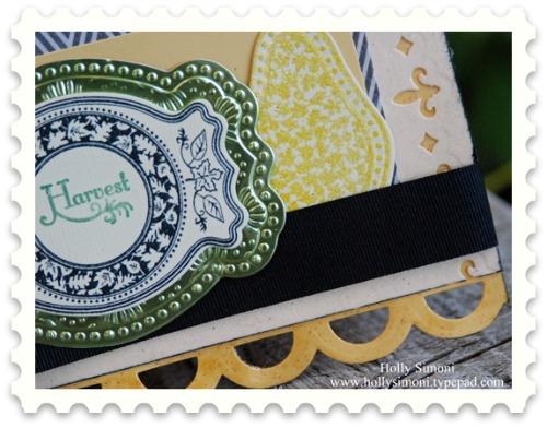 Harvest Card Pear and Edgeability