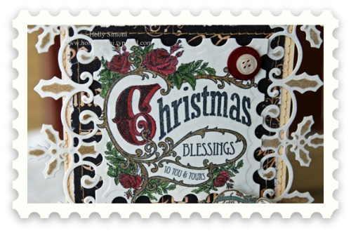 HS Ornament christmas close upjpg