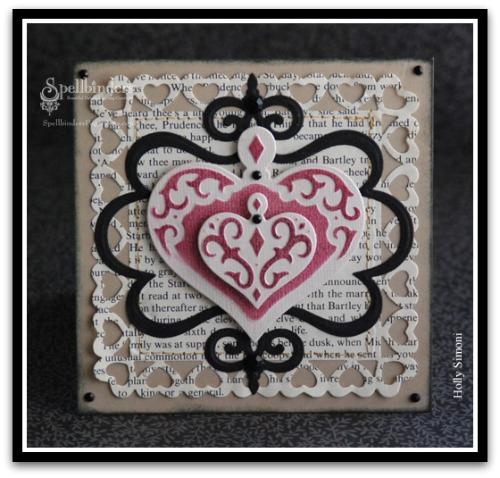 HS Valentine Card