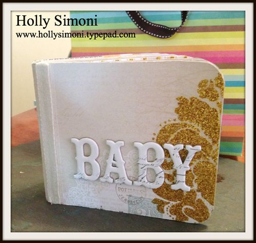 Holly Simoni Baby Album2