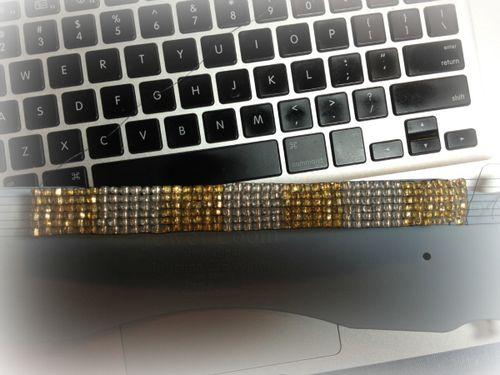 Affinity bracelet on Jewel Loom