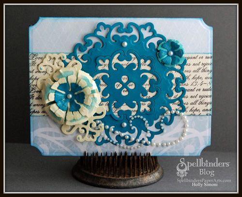 Elegant Spring Card final