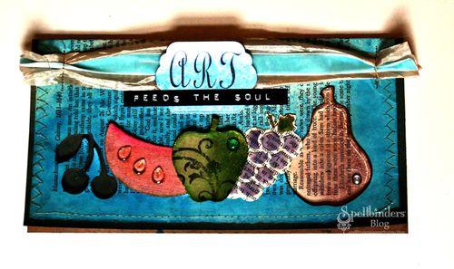 Art feeds the soul 1
