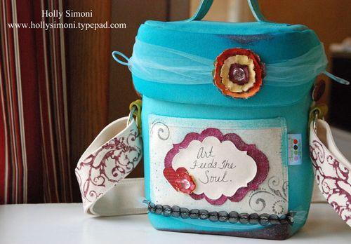 Holly Canvas Camera Bag Jan 17th
