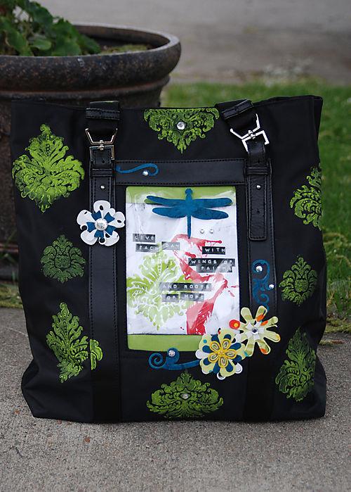Holly Simoni Daily Window bag 1